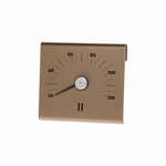 Rento Thermometer Vierkant champagne