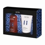 Rento Gift Set Body Wash & Sauna Honey Blueberry